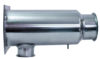 """DELUXE 4""""x10""""x5.5"""" 1.5""""&3"""" IN/OUT Heater Manifold 2"""" Thermowells For self controlled heater"""