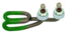 "1.5kw 120V Shorty Heating Element 4.9"" long - Incoloy/Non-Coated/Epoxy Cups"