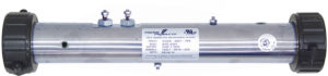 """4kw 240v 2"""" x 15"""" Dual sensor heater for Free Flow systems"""